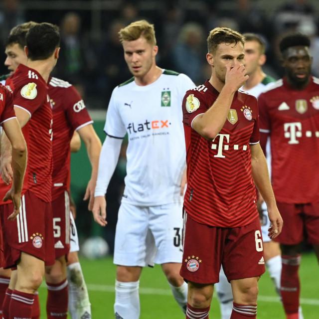 Šok za Bayern