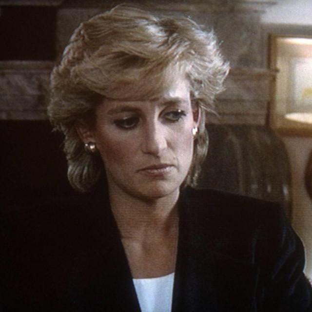 Intervju princeze Diane o razvodu odprinca Charlesa